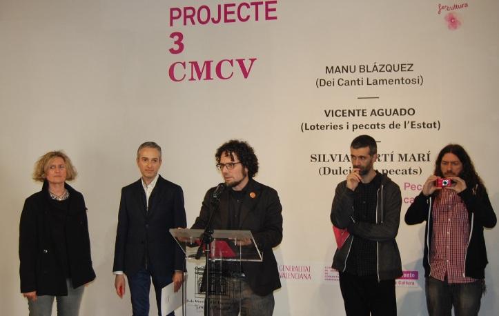 21_M_2017_Presentacion_con_Perez_Pont,_Daniel_Simon,_Manu_Blazquez,_Vic._Aguado_y_Silvia_Marti_F37