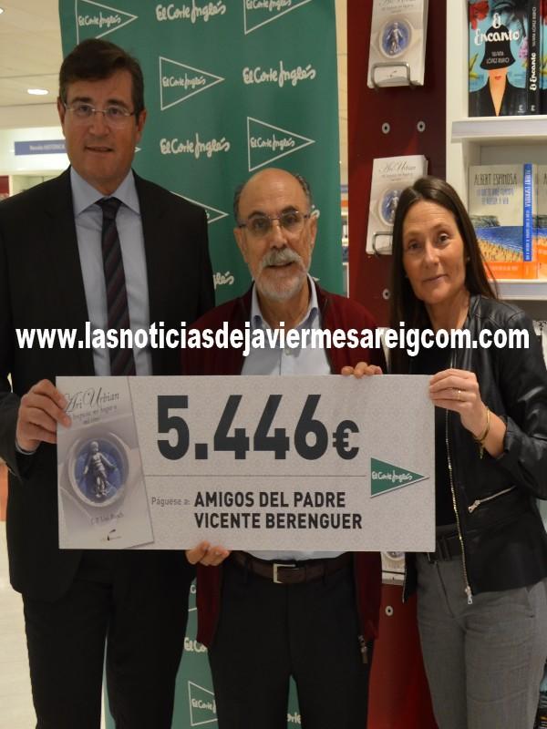 AMIGOS DEL PADRE VICENTE BERENGUER - EL CORTE INGLÉS