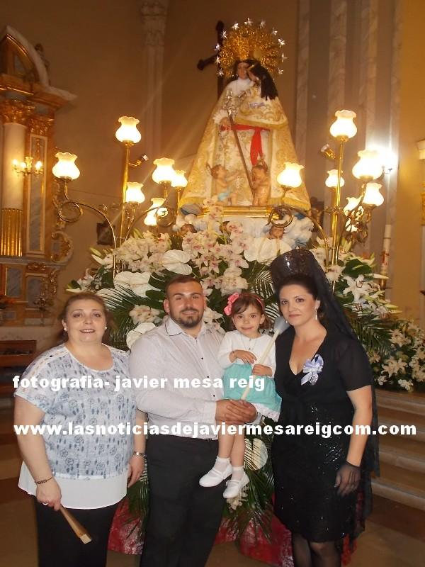 procesion virgen desamparados 20 2017