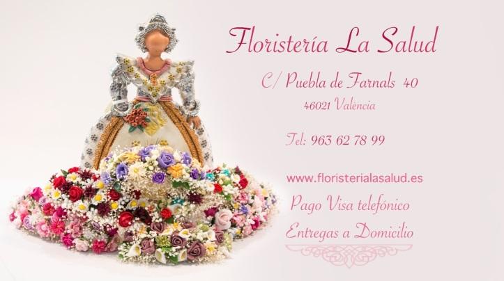 publi Floristeria La Salud