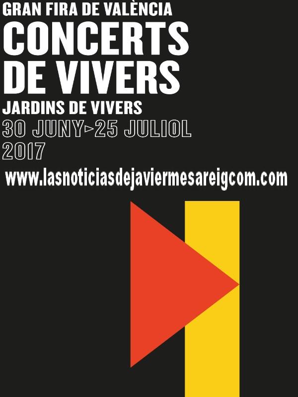 0531 Cartell Concerts de Vivers