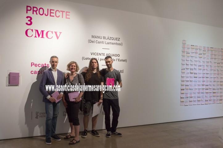 17.06.30 presentacion Proyecto 3 CMCV El bosco Valencia