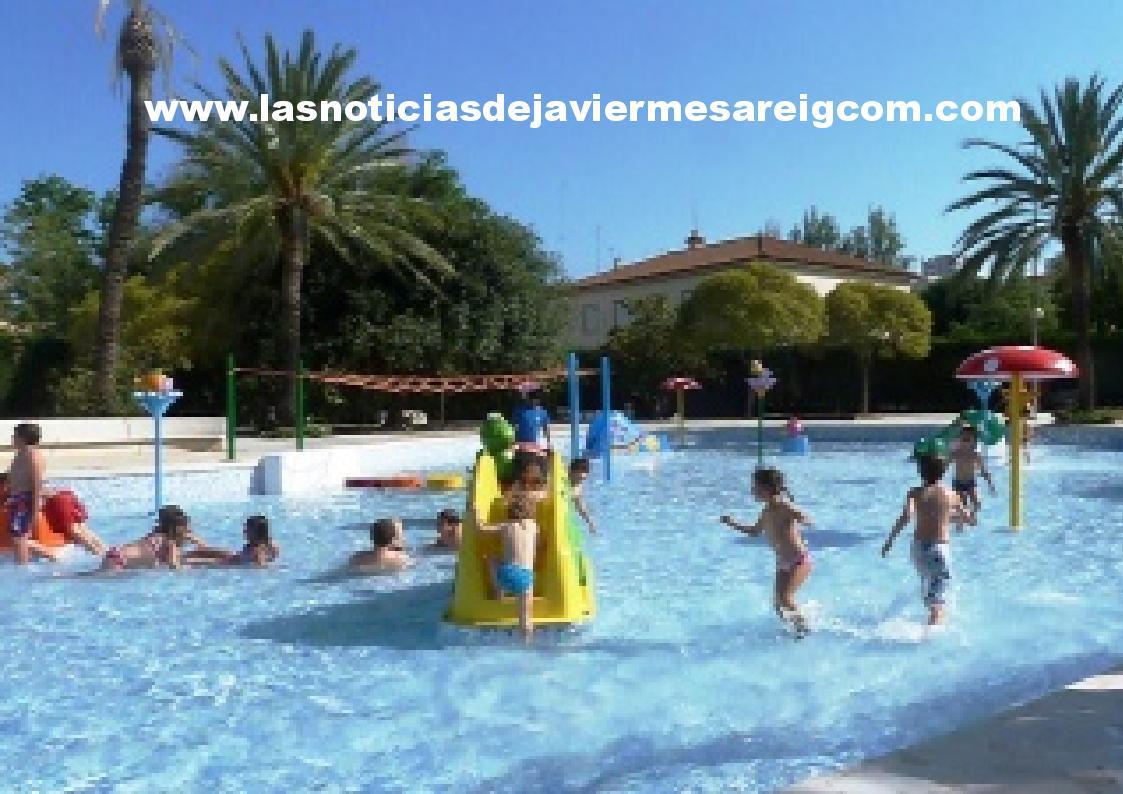 Piscinas en valencia best fotos de las piscinas nocturnas for Piscina municipal de valencia