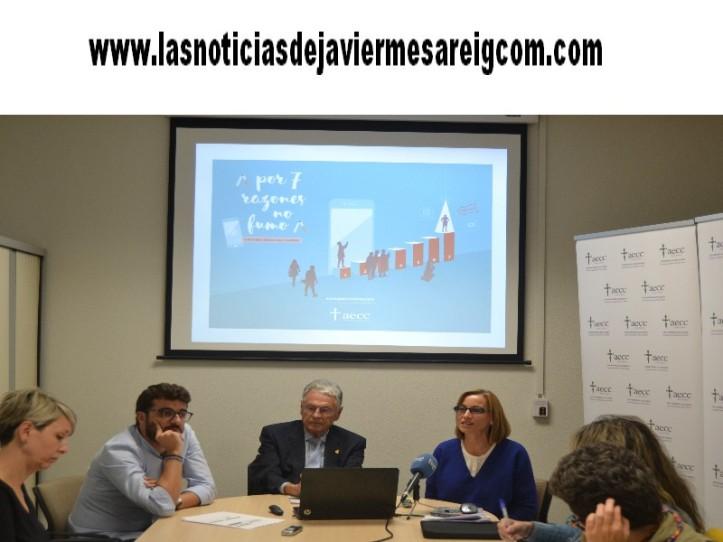 AECC presenta la campaña #por7razones