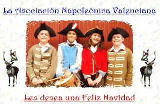 Navidad Asociacion Napoleonica