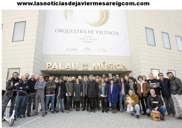 palau musica valencia
