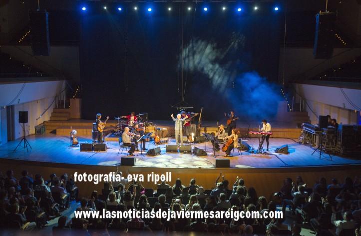 Kiko Veneno-Rock, pop..., al Palau Eva Ripoll 01