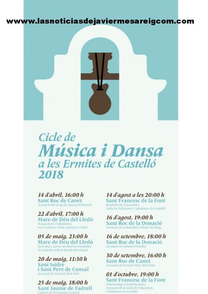 cicle musica i dansa castello1
