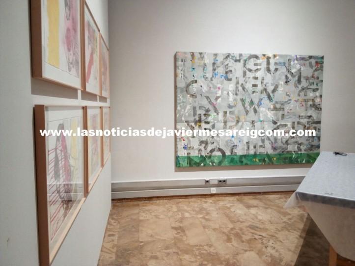 Muntatge. Panoràmica. Premio Adquisición Fundación Cañada Blanch 2018