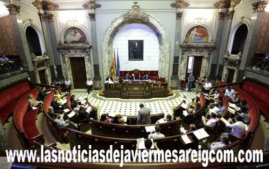VALENCIA  2018-07-22 Pleno del Ayuntamiento