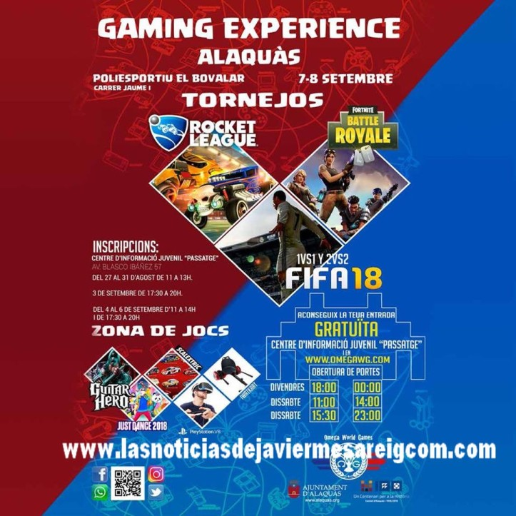 Gamingexperience
