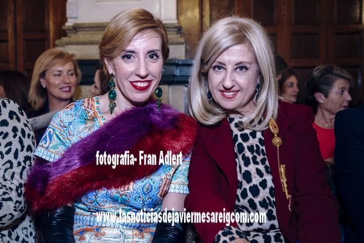 Judith Mas y Mª Rosa Fenollar